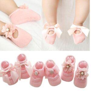 Newborn photography socks